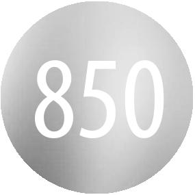 Kamienie: Pallad 850
